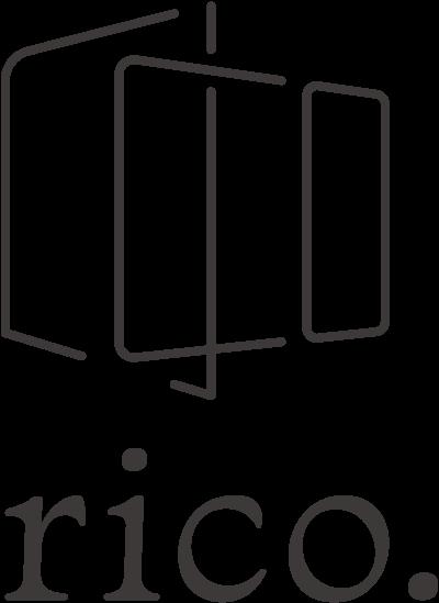 rico.(リコ)ロゴ